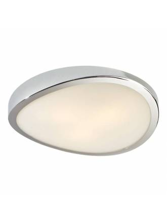 SCHULLER Leda ceiling lamp 3 lights chrome