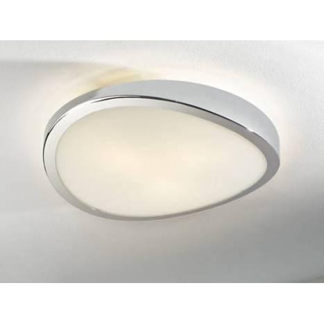 SCHULLER Leda ceiling lamp 3 lights chrome