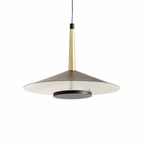 MANTRA Orion 8w LED pendant lamp black