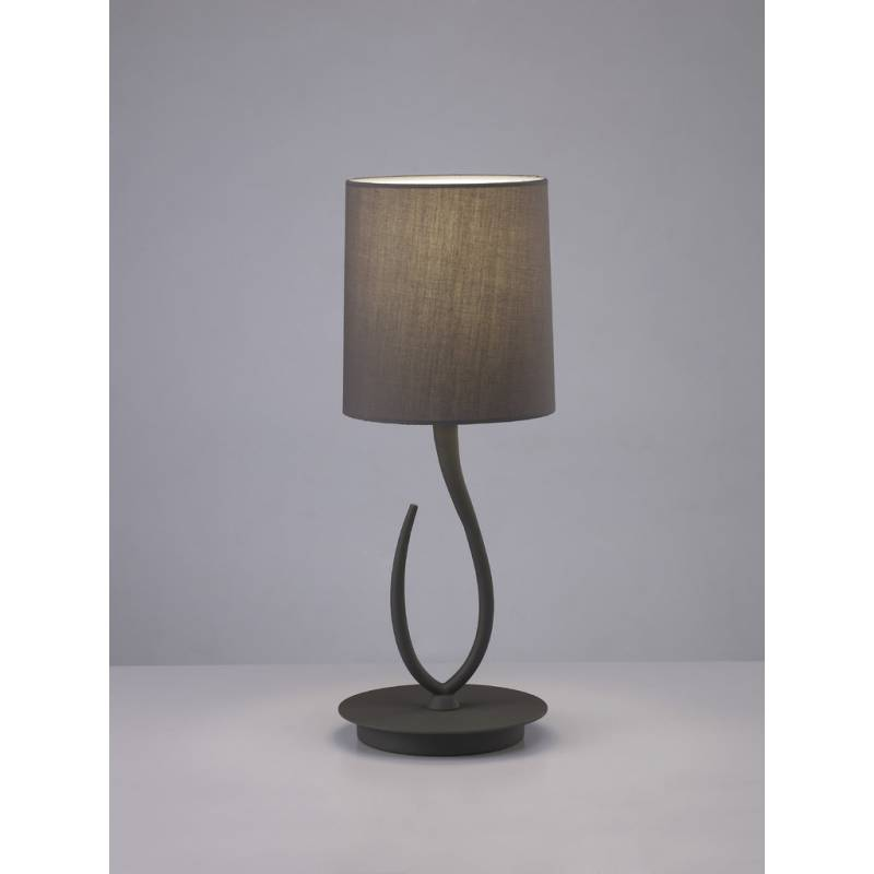 Mantra Lua table lamp 1L grey