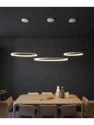 ACB Grace LED pendant lamp extra flat