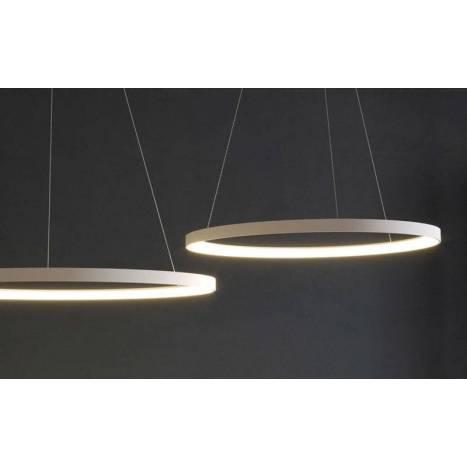 ACB Grace LED pendant lamp extra flat