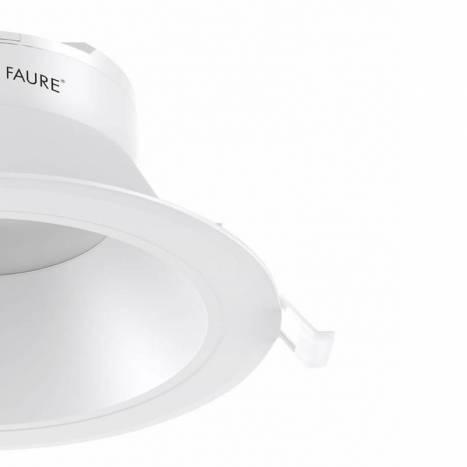 Downlight Thessis LED 25w CCT blanco - Beneito Faure