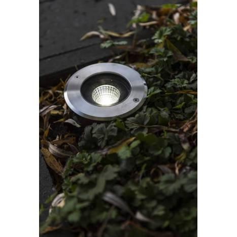 Empotrable suelo Denver LED 12w IP67 - Lutec