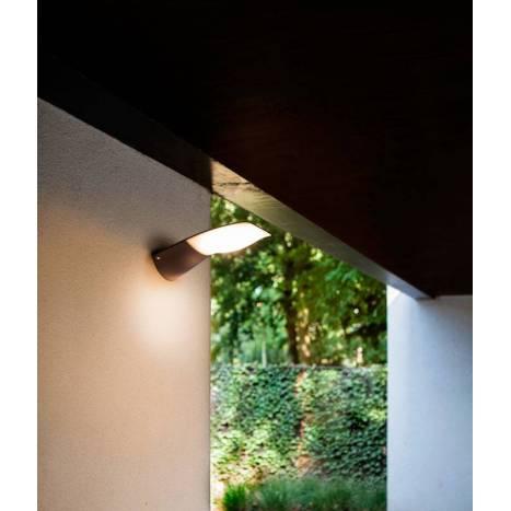 Aplique de pared Zerta LED 30w IP44 - Lutec
