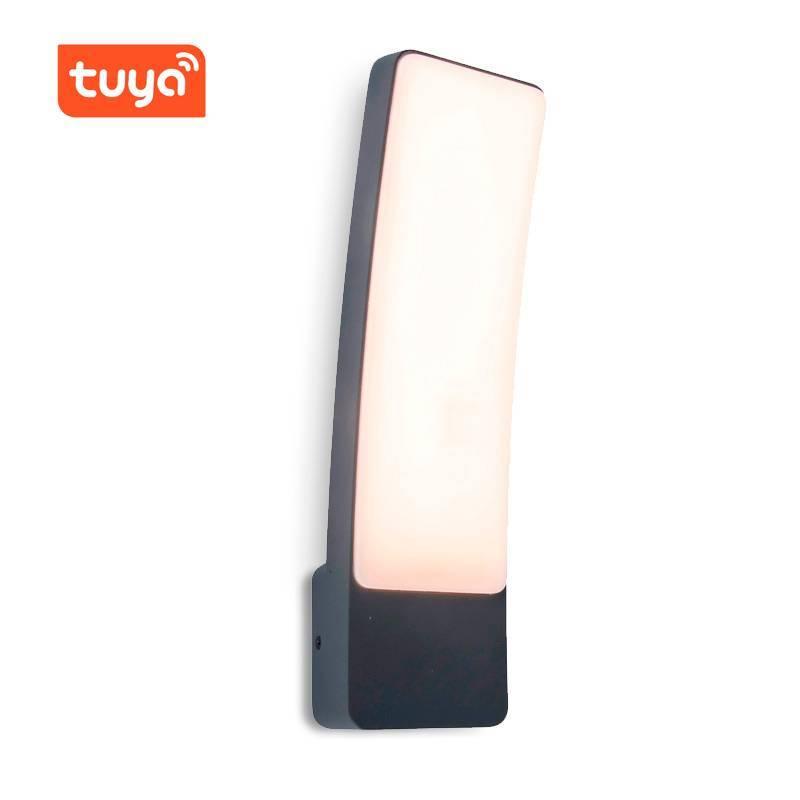 Aplique de pared Kira LED IP54 bluetooth - Lutec