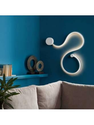 SCHULLER Grafos 19.5w LED wall lamp