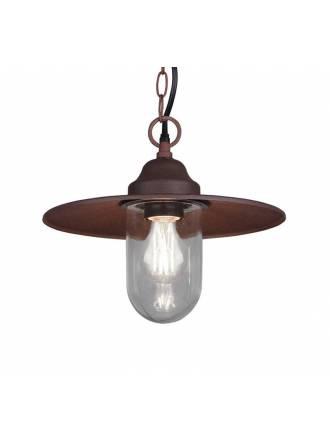 TRIO Brenta E27 IP44 pendant lamp