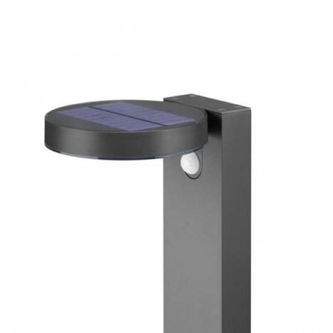Baliza Posadas Solar LED IP44 + sensor - Trio