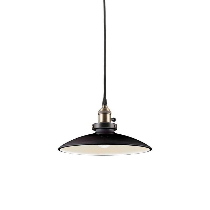 Lámpara colgante Bagao E27 metal - ACB