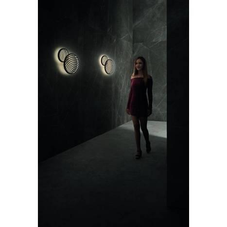Plafón/Aplique Collage LED 30w 56x40 - Mantra
