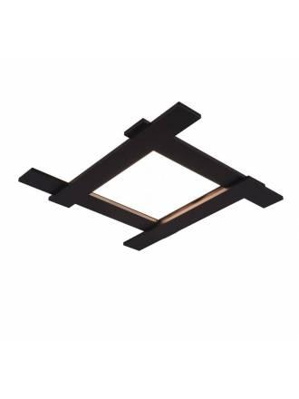 Plafón de techo Belfast LED 18w + 3.5w - Trio