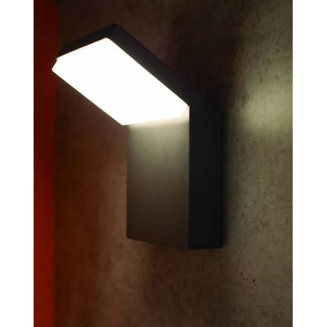 Aplique de pared Alpine LED 6w IP65 - Mantra
