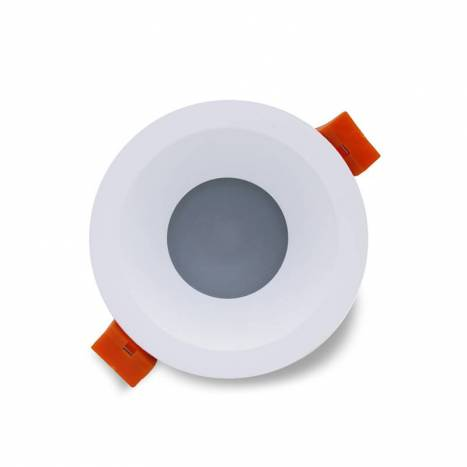 Foco empotrable Roces IP65 GU10 blanco - Xana