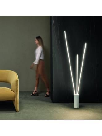 Lámpara de pie Vertical LED dimmable - Mantra