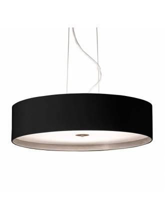 ILUSORIA Palo Alto LED 36w fabric pendant lamp