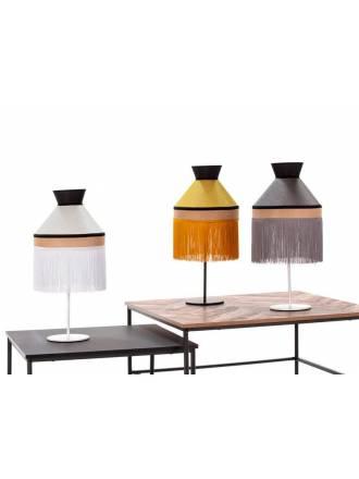 Lámpara de mesa Pamela E27 saco - Ilusoria