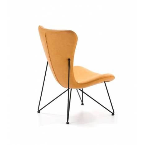 SCHULLER Joyce armchair yellow