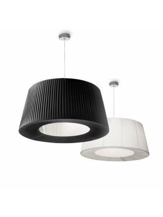 Lámpara colgante Versus 3L E27 cinta - Massmi