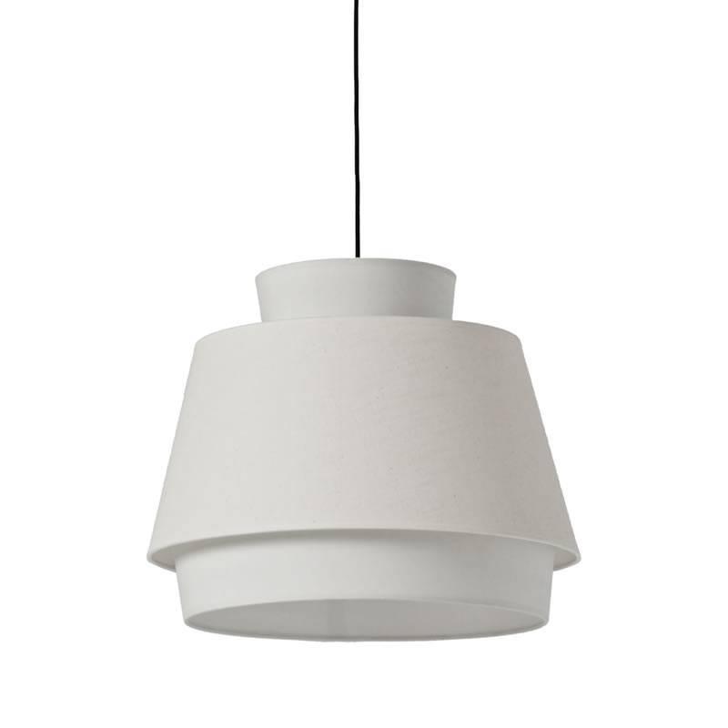 ACB Aspen E27 pendant lamp fabric