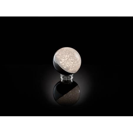 Lámpara de mesa Sphere LED cromo 12cm  Schuller