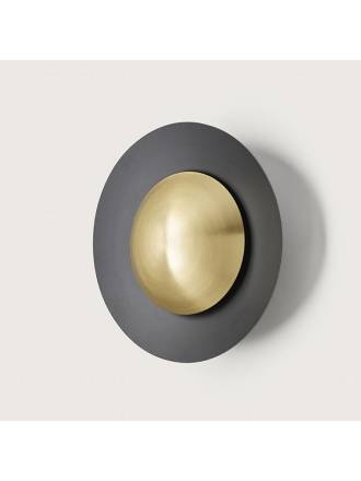 AROMAS Coss LED wall lamp black