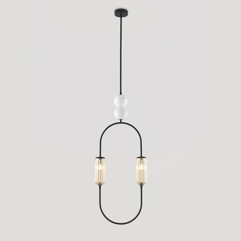 AROMAS Clip 2L G9 pendant lamp