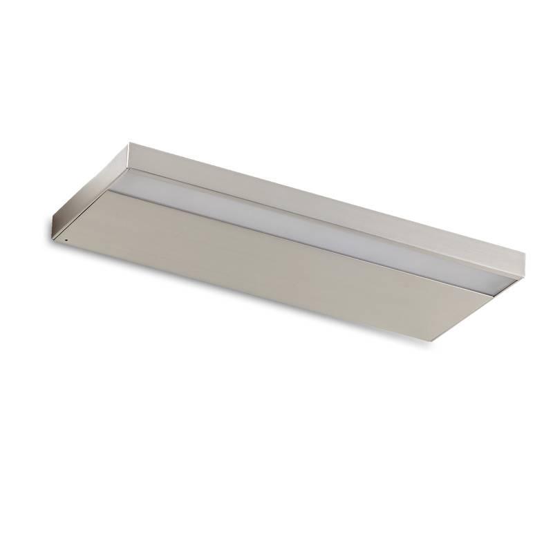 MDC Thina LED 20w IP44 nickel bathroom wall lamp