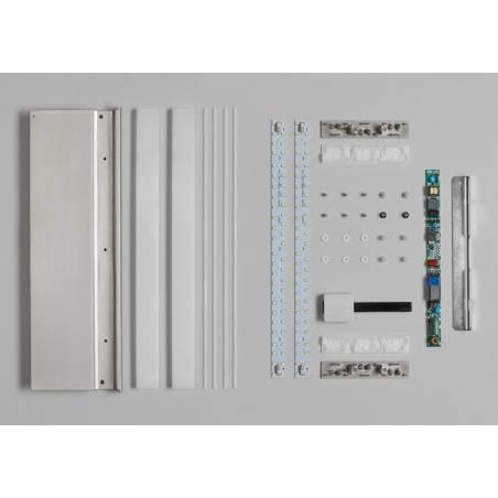 Aplique de baño Thina LED 20w IP44 despiece - MDC
