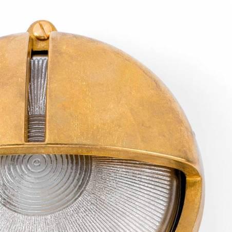 FARO Timon E27 IP44 exterior wall lamp detail