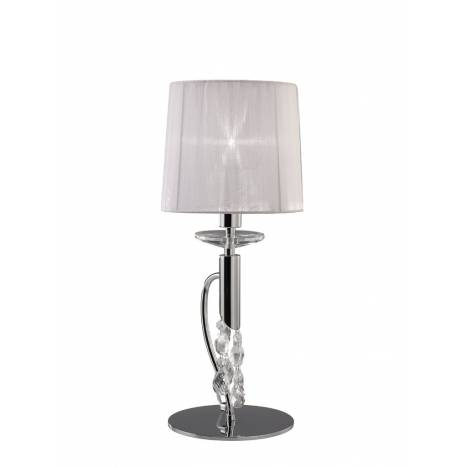 Mantra Tiffany table lamp 1 lampshade