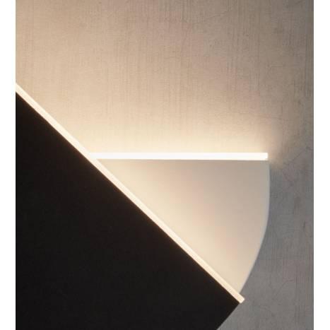 Aplique de pared Gir LED 10w giratorio MDC detalle
