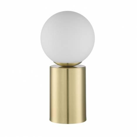 MDC Mars E14 touch switch matt gold table lamp