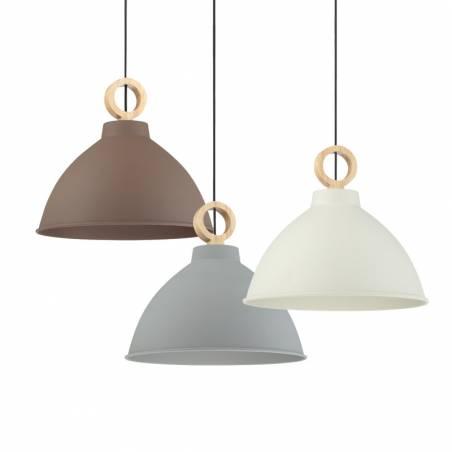 MDC Aroa E27 wood pendant lamp models