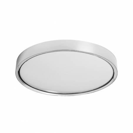 MDC Asli IP44 LED 24w gloss chrome ceiling lamp