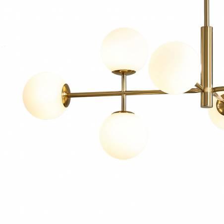 ACB Doris 8L G9 pendant lamp gold