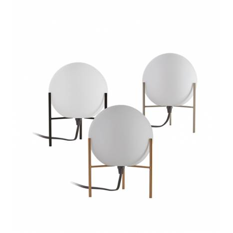 MDC Neil E27 glass models table lamp