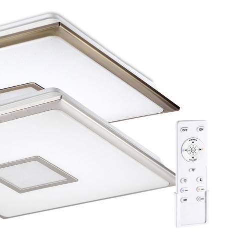 MDC Nila LED 40w + remote control models ceiling lamp