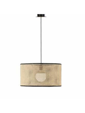 ILUSORIA - Enea 1L E27 ratán pendant lamp