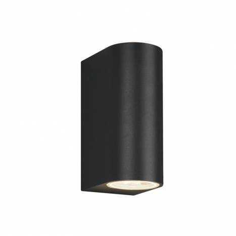 TRIO Roya 2L GU10 IP44 round wall lamp 1