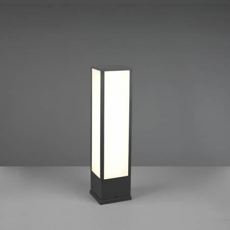 TRIO Fuerte 60cm LED 15w anthracite beacon lamp 1
