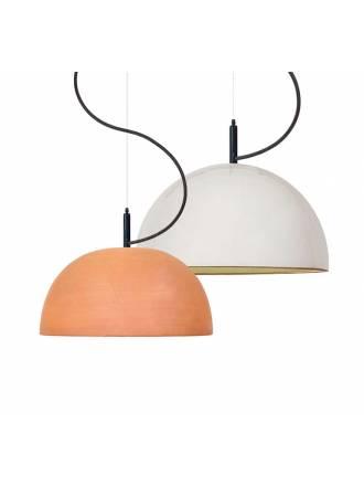 Lámpara colgante Absys 1L cerámica modelos - Luxcambra