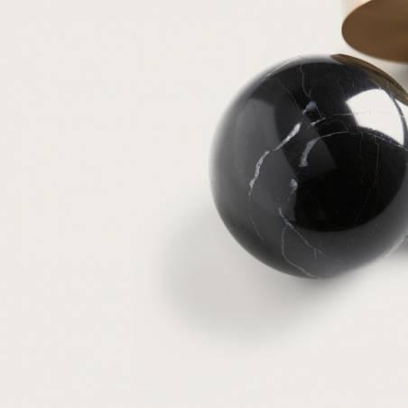 AROMAS tulip Dalt 6L marble black