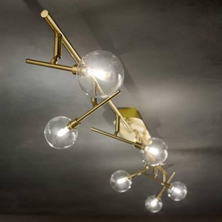 IDEAL LUX Maracas LED 6L G9 ambient ceiling lamp