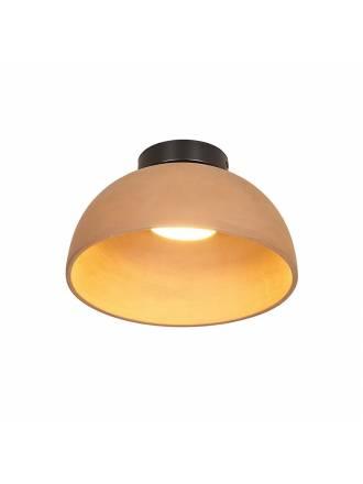 Plafón de techo Absis PL 1L S cerámica - Luxcambra