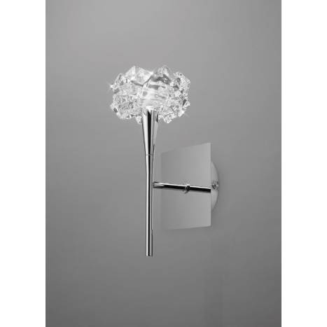 Mantra Artic wall lamp 1L G9 chrome