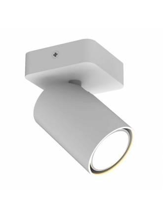 MANTRA Sal 1L GU10 white surface spotlight