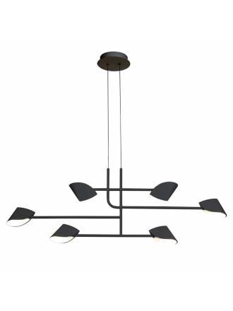 MANTRA Capuccina LED 45w black pendant lamp