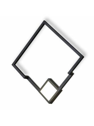 Aplique pared Boutique LED 25w dimmable negro - Mantra