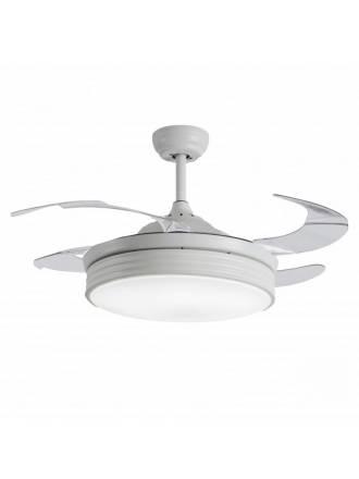 Ventilador de techo Bombay AC WIFI LED retráctil - Sulion
